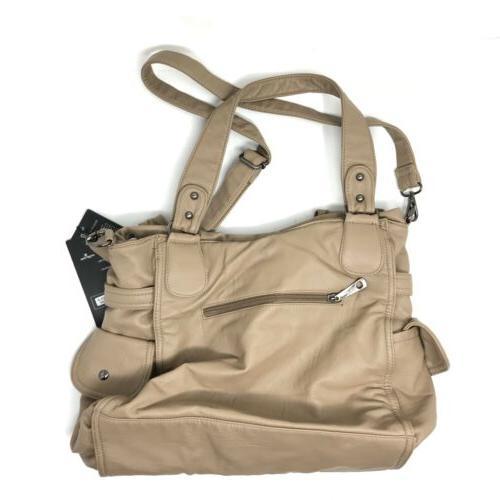 Angel Purse Carry Tan NEW