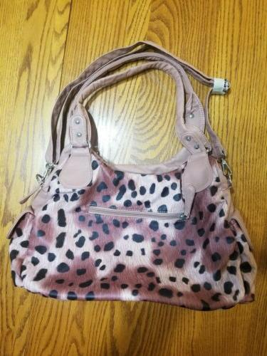 Angelkiss 2 Compartments Capacity Purses Shoulder