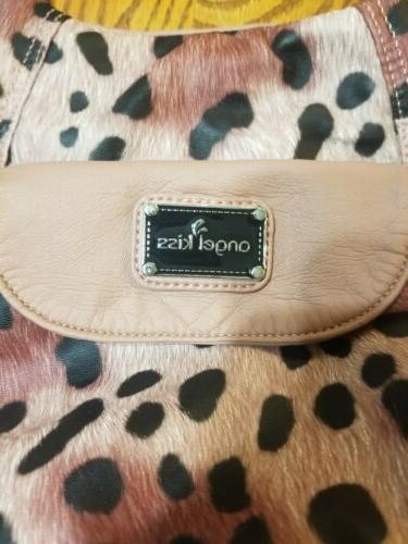Angelkiss 2 Separated Capacity Handbags Shoulder Bag