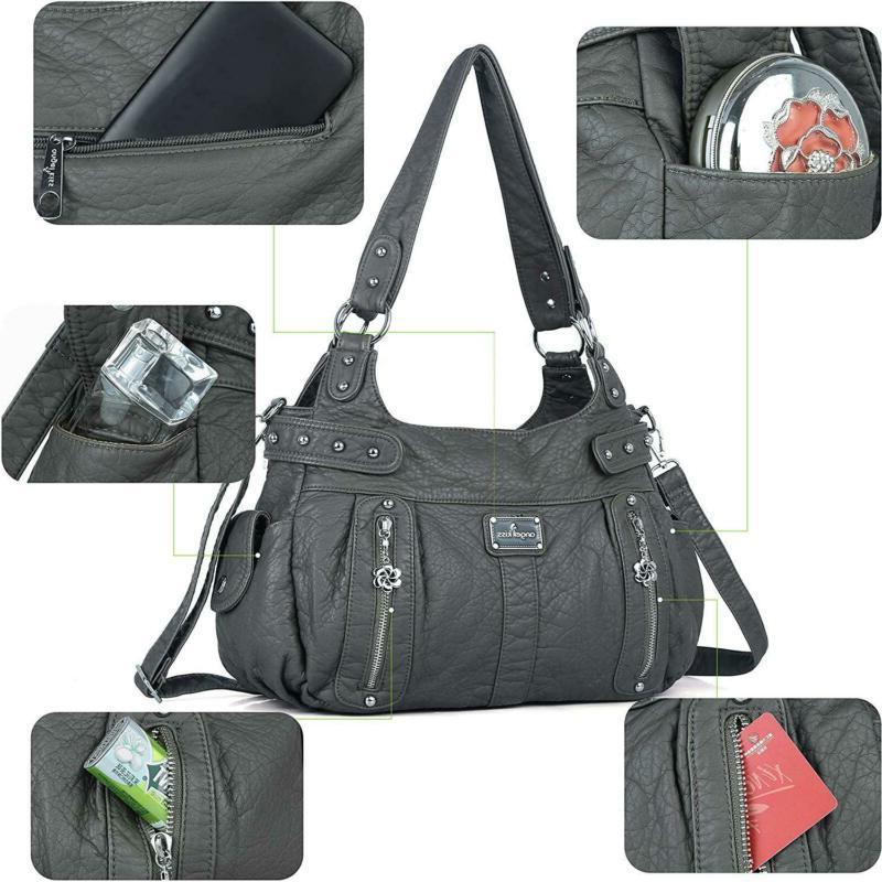 Angelkiss Handbags Ultra Soft