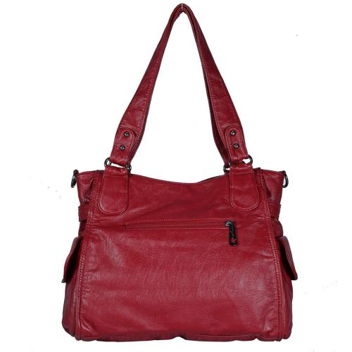 Angelkiss Handbags With Pocket