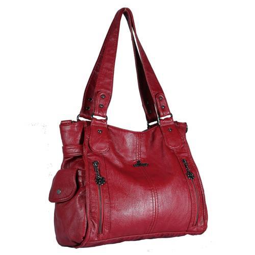 Angelkiss Large Purses Handbags Pocket 1193