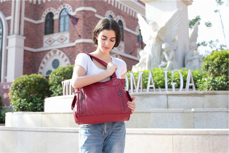 Angelkiss Women's Fashion Tote bag Multiple Handbag