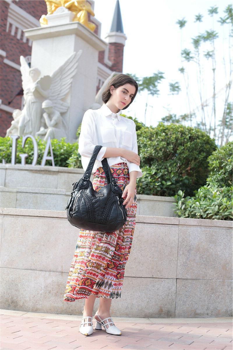 Angelkiss Women Satchel Shoulder Bags Messenger Purses
