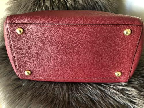 AUTHENTIC MICHEAL MULBERRY SATCHEL LEATHER BAG