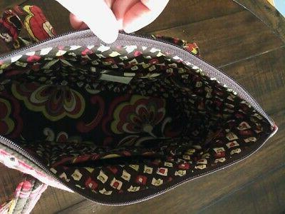Vera Bradley Puccini Purse Handbag