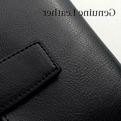 Bifold Zipper Gift ID Window