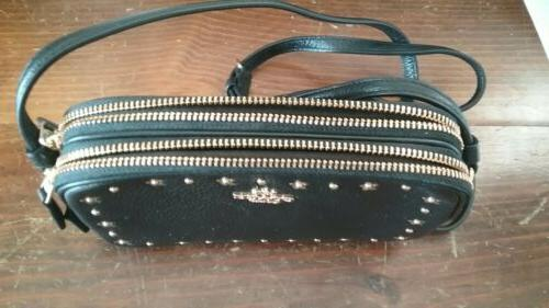 "COACH and 2 Cross Body Purse, 7 long, 5"" 2"""