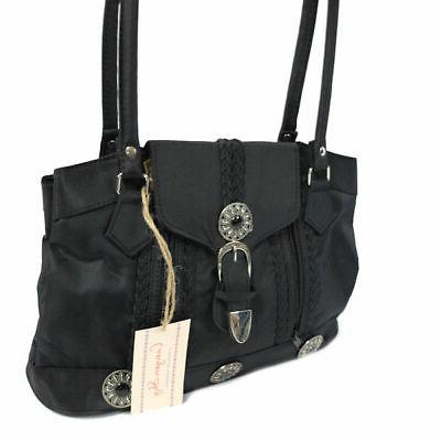 canyon sky women s snap closure purse