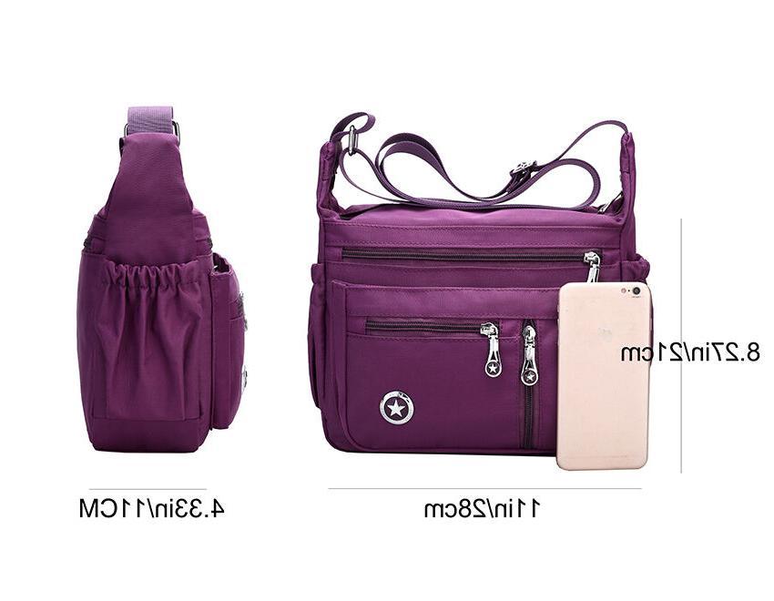 Casual Shoulder Handbags Crossbody Messenger