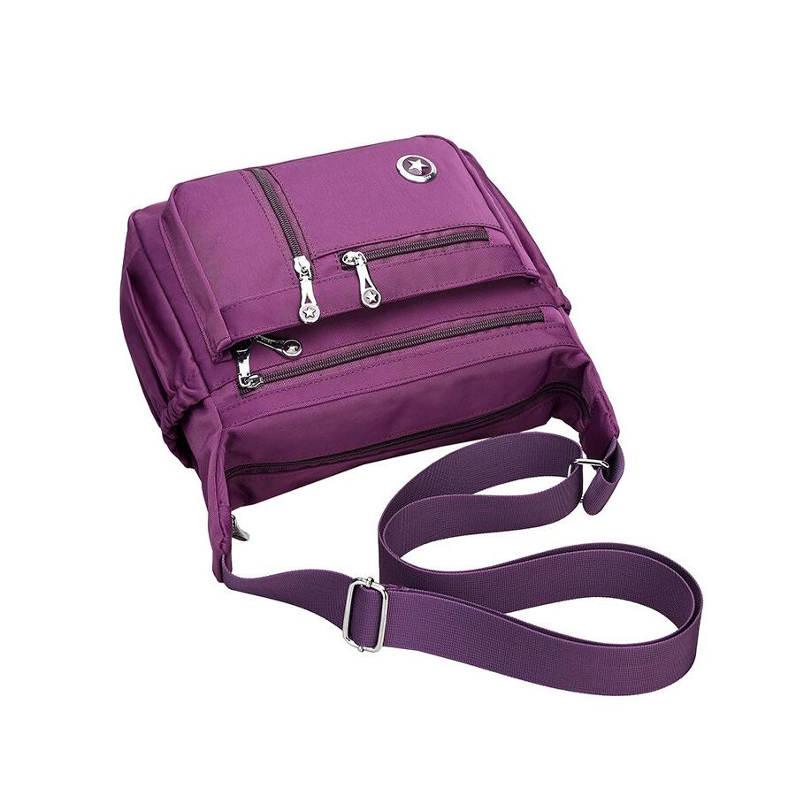 Casual Purses and Handbags Nylon Crossbody Bags