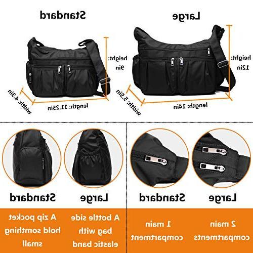 Crossbody Women, Multi Waterproof and Handbags