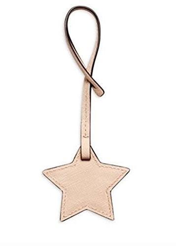 designer ballet leather star purse bag charm