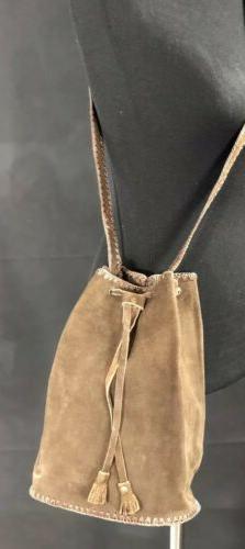 Drawstring Bucket Bag for Women Large Crossbody Purse Handba