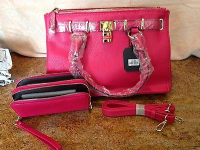 evelyn and jessie deluxity handbag purse
