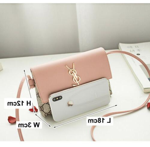 Fashion Handbags Bags Long Purse Leather