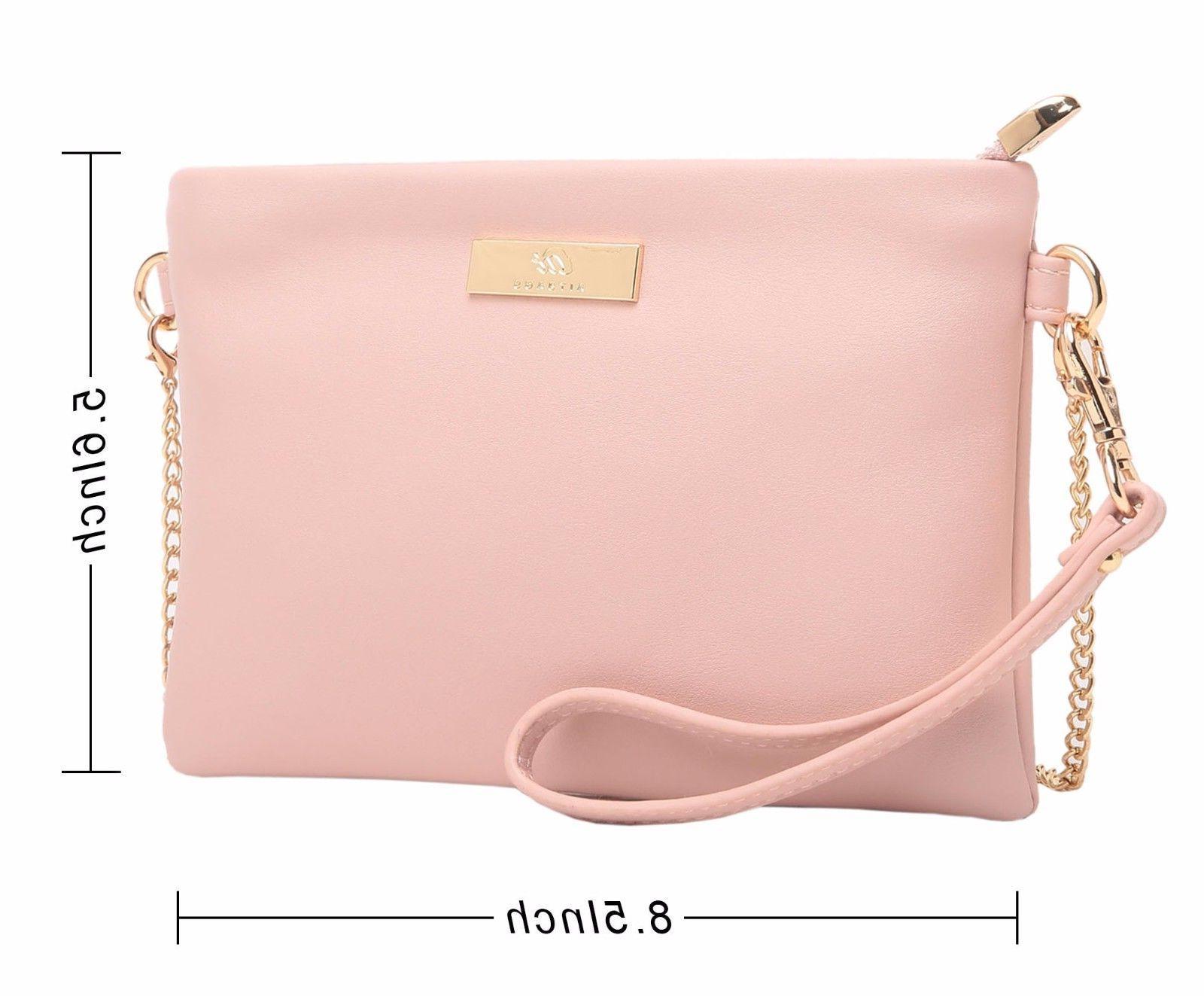 Aitbags Fashion Women Clutch Phone Bag Strap