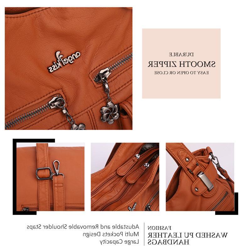 <font><b>Angel</b></font> <font><b>Kiss</b></font> for 2019 luxury <font><b>purses</b></font> and zipper pocket soft tote