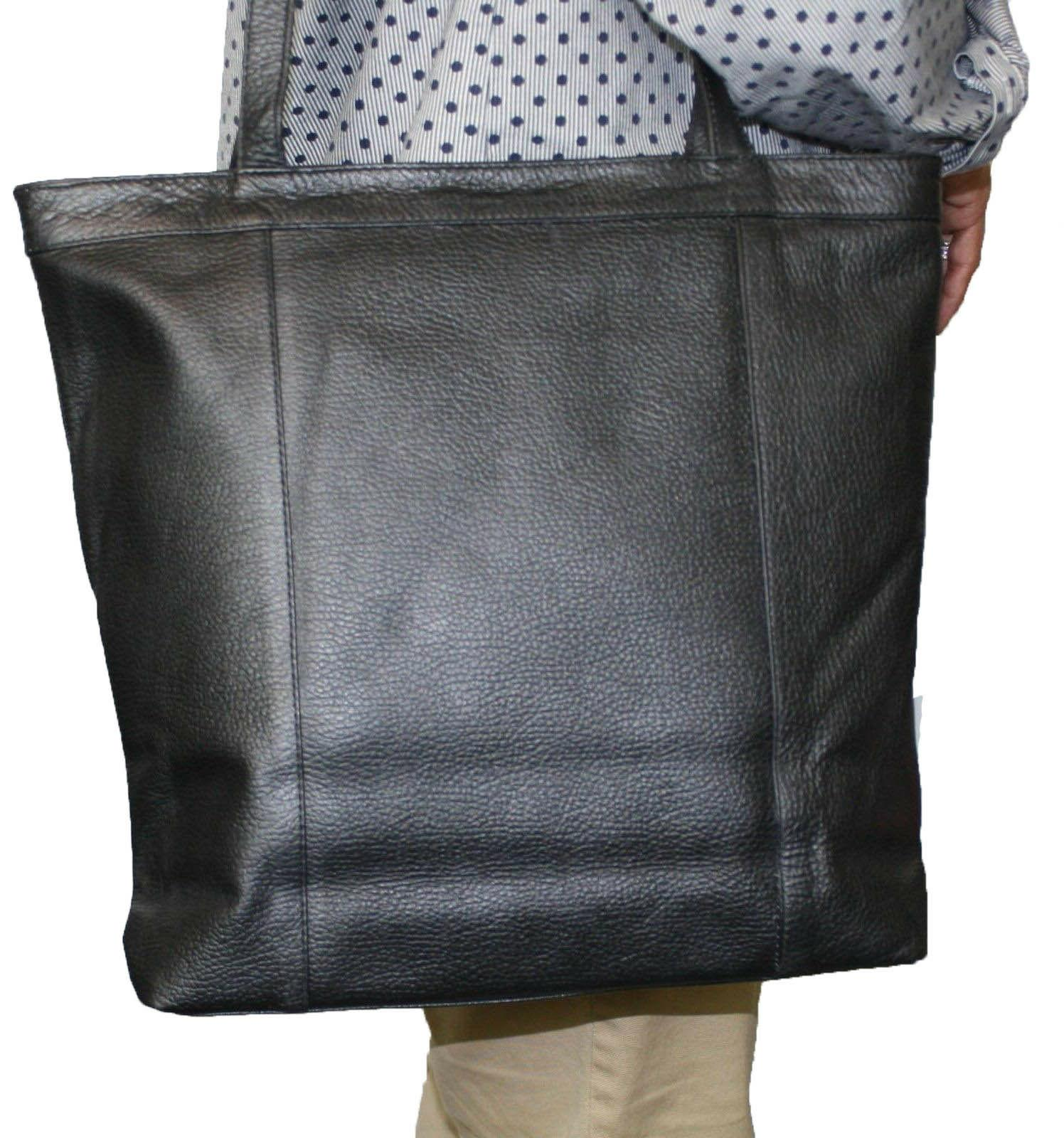 Genuine Tote Large Women's Handbag Purse