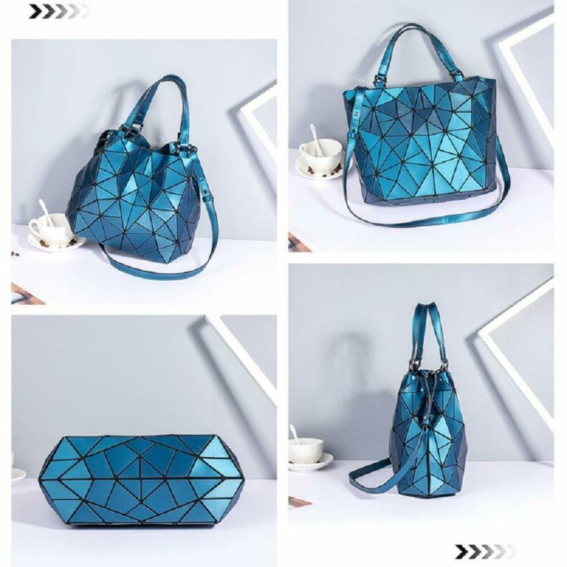 Geometric Luminous Bag Reflective