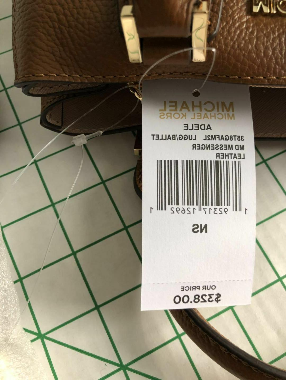 Michael Handbag medium Messenger Leather Purse
