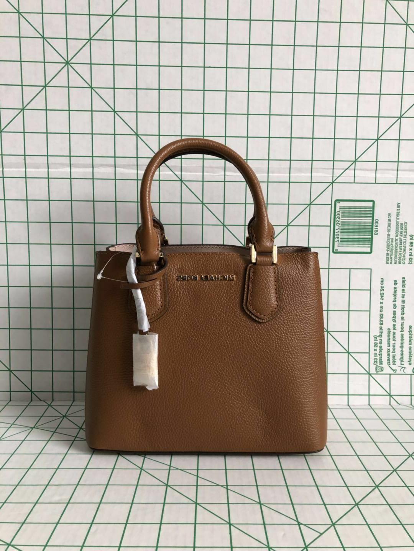 handbag adele medium mercer messenger pebbled leather