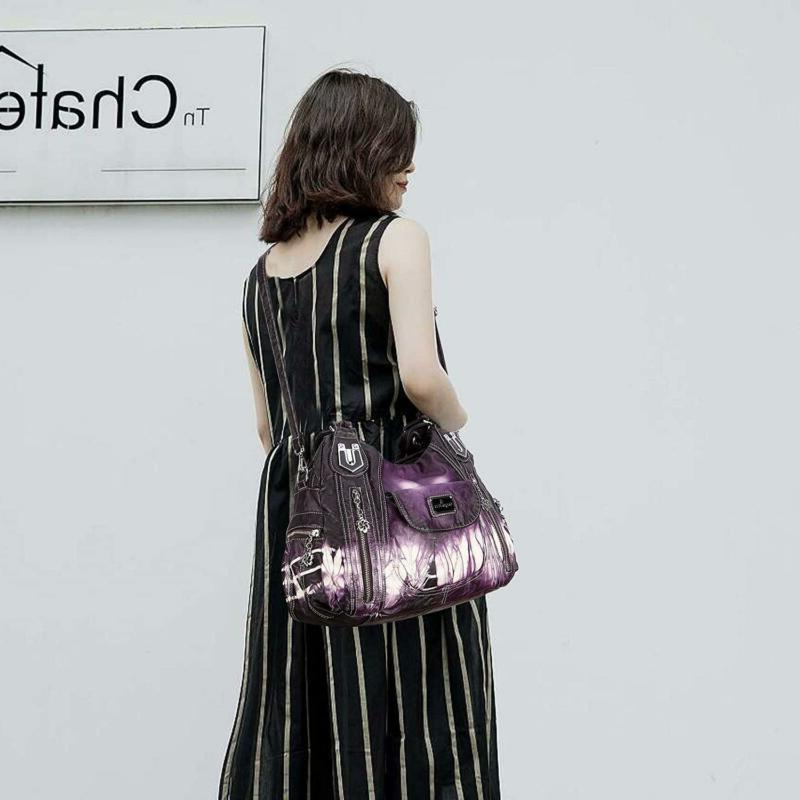 Handbag Hobo Women Roomy Pockets ladies'