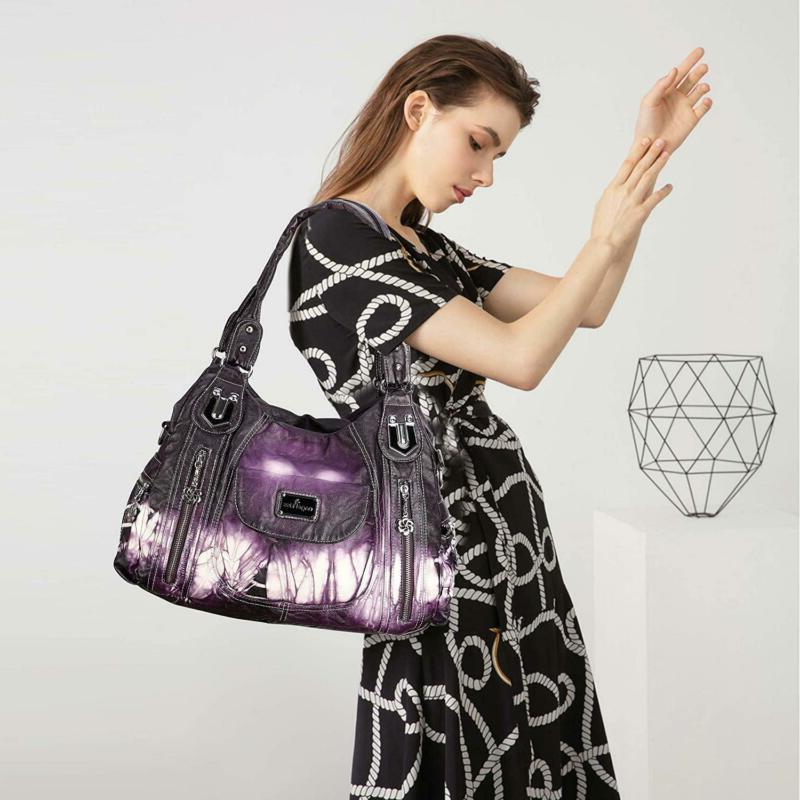 Handbag Hobo Women Roomy ladies' Shoulder
