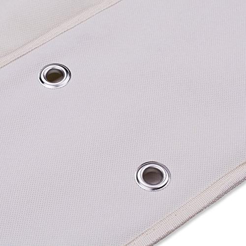 LONGTEAM Hanging Purse Organizer Homewares Nonwoven 10 Pockets Closet Storage Bag