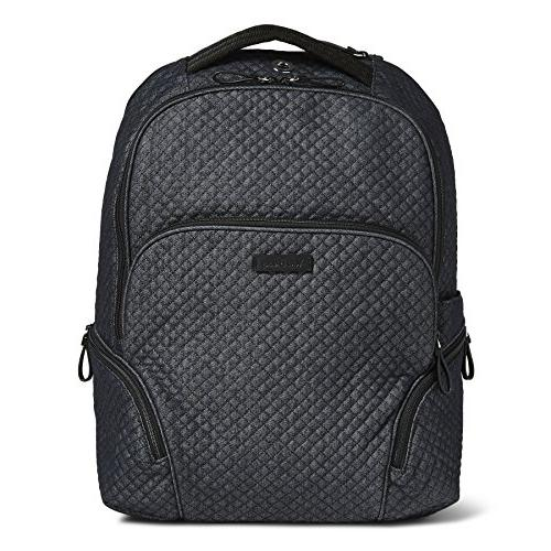 iconic backpack denim navy