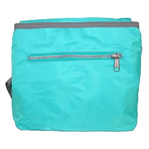 K.Carroll Crossbody Belt Bag Blue