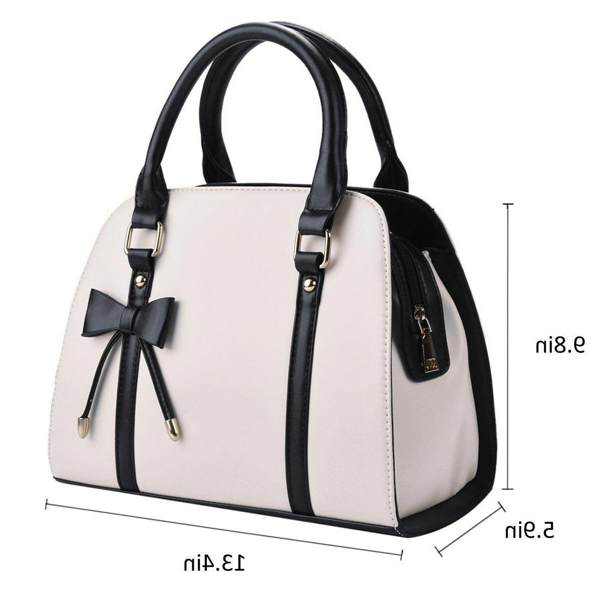 COOFIT Lady Bow Shoulder Bag and H
