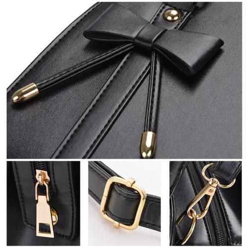 COOFIT Handbags Little Bow Top-Handle