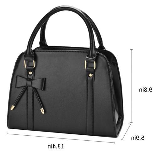 COOFIT Lady Handbags Little Top-Handle Shoulder