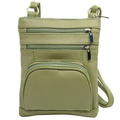 Purse Organizer Wallet Multi Pockets New