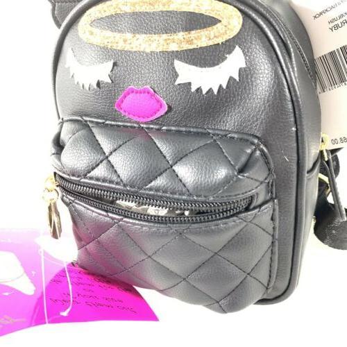 Luv Angel Kiss Wings Backpack Weekend