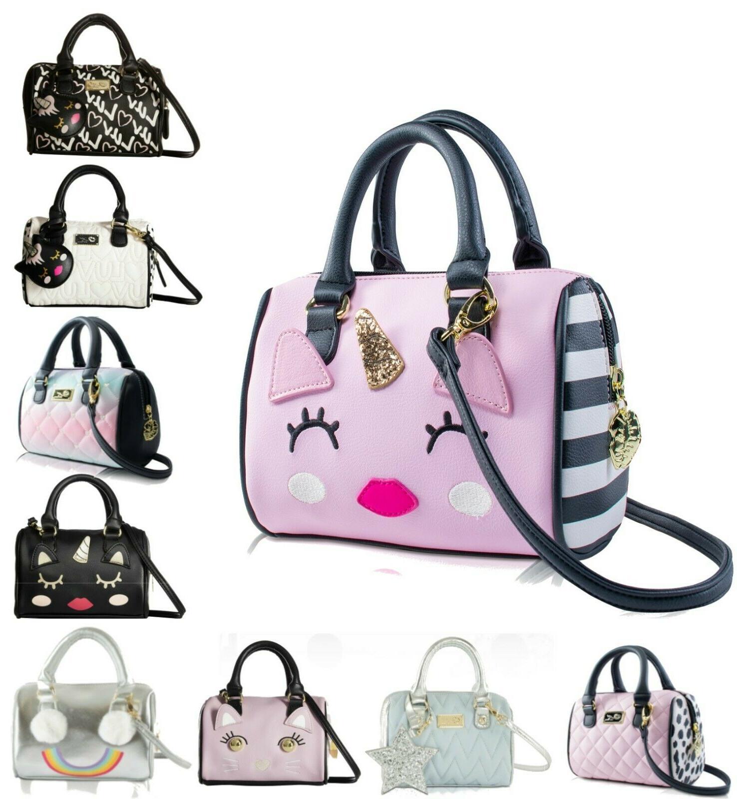 luv mini barrel purse crossbody satchel messenger