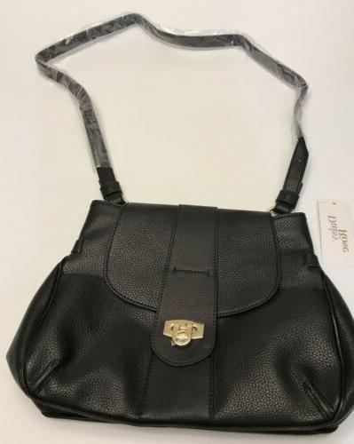 medium cross body shoulder bag vegan leather