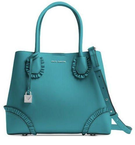 mercer gallery medium center zip tote purse