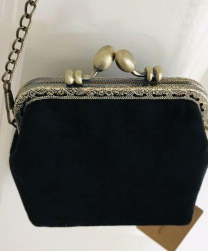 Brandy Melville Mini Pouch Purse Crossbody Shoulder Strap