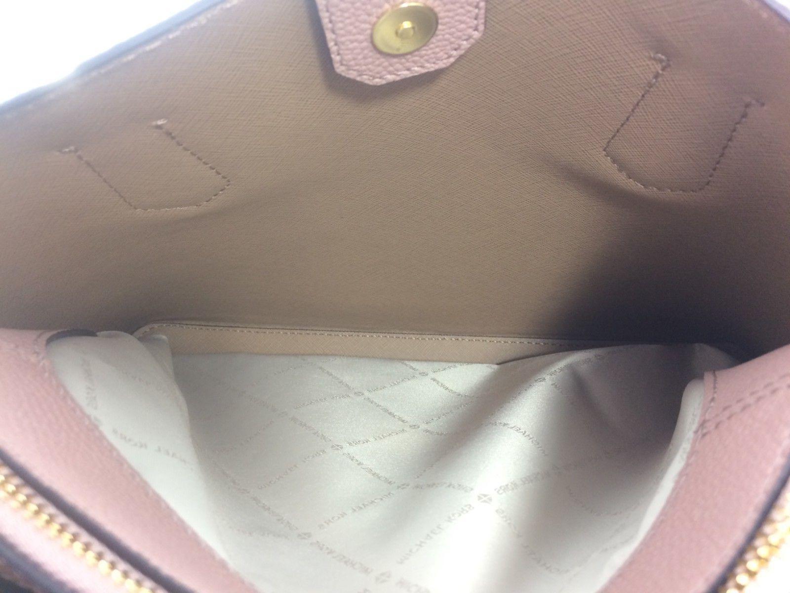 New Michael Kors Adele Dome Satchel Handbag