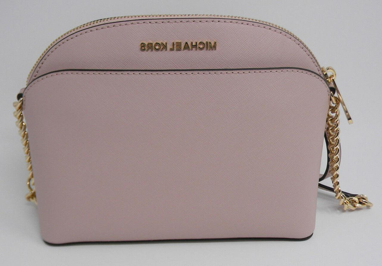 new emmy ballet pink saffiano leather cindy