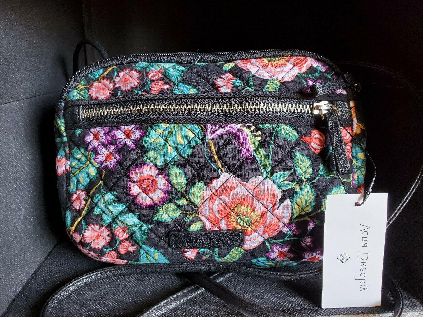"New VERA bag "" Vines Floral"