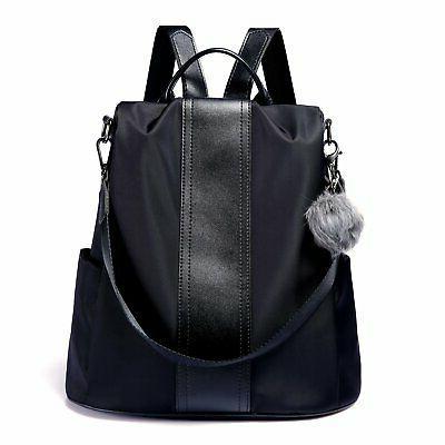 Waterproof Backpack Anti-theft Proof