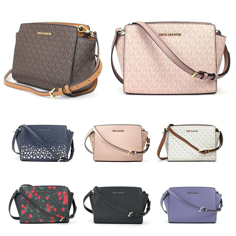 new selma medium messenger crossbody purse