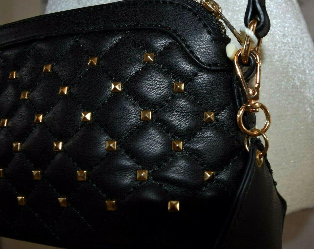 New Set Black Vegan leather accents and CC holder ,