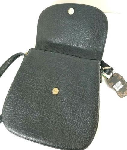 New Alyssa Safe w / Gold Bag Purse