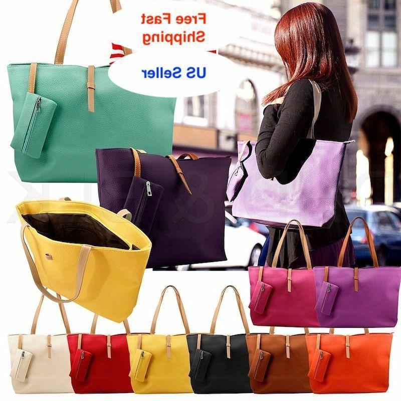 New Womens Fashion Messenger Lady Shoulder Bag Totes Purse