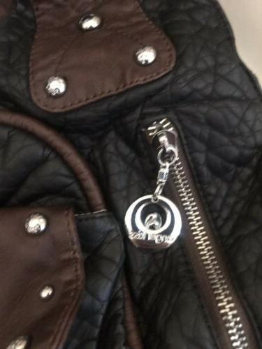 Compartments Slouch Shoulder Purse Bag