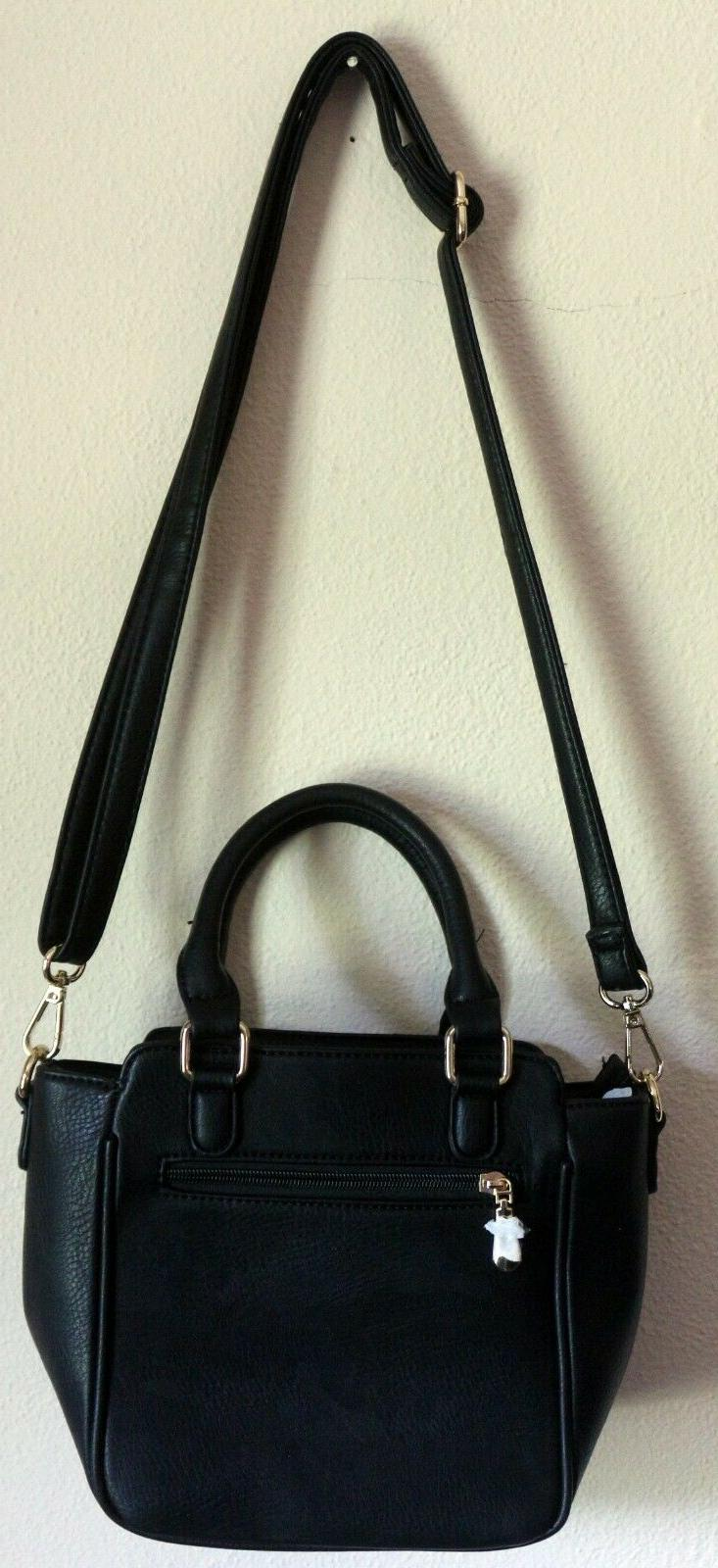 NWT Alyssa Free Faux Handbag Crossbody
